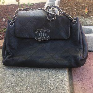 Authentic Chanel bag .